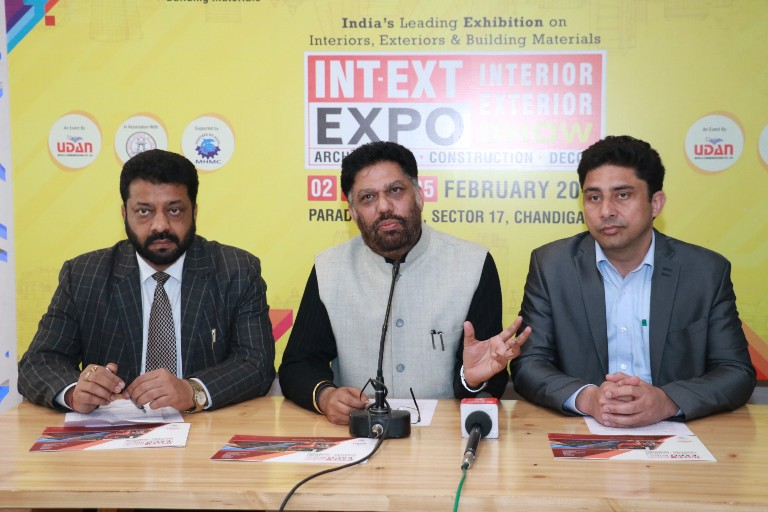 city to host 4 day interior exterior building materials expo from