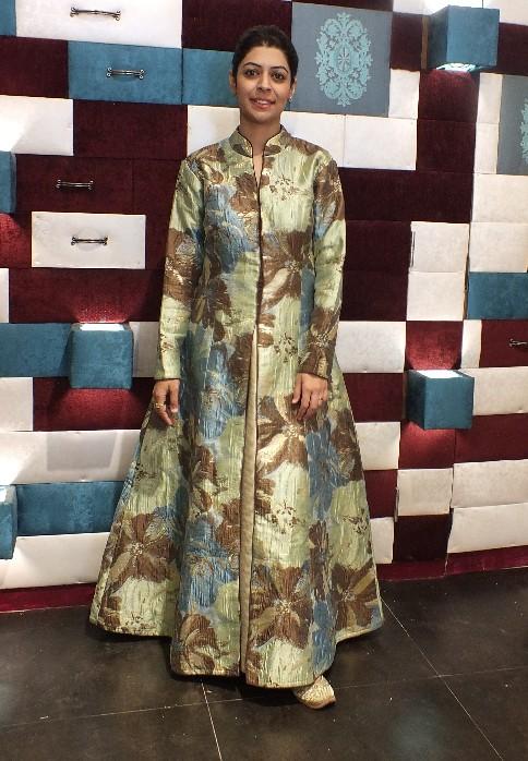 Dad S Dream Fullfiled Today Designer Neha Arora Worldwisdomnews