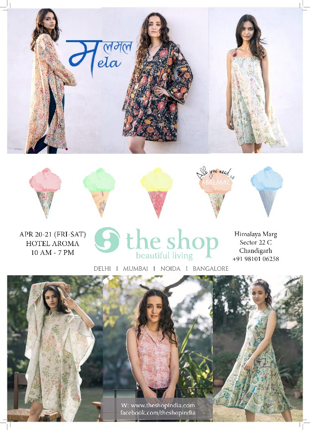 f41026cf81bb The Shop's MulMul Mela set to bring Easy Summer Fashion to the ...