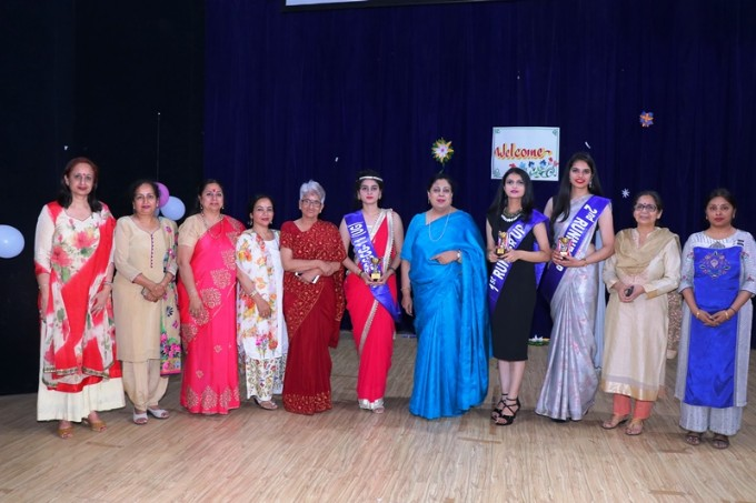 B Sc Iii Farewell Held At Post Graduate Government College For Girls Sector 11 Chandigarh Worldwisdomnews