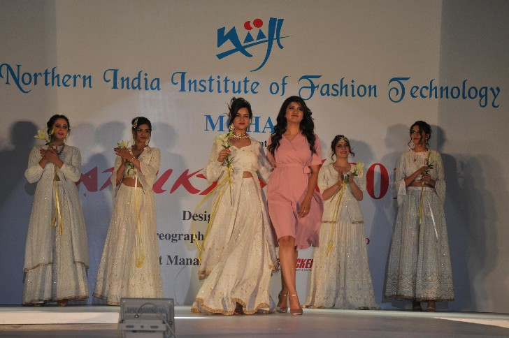 22nd Anukama Fashion Show Of Niift Mohali Held Worldwisdomnews